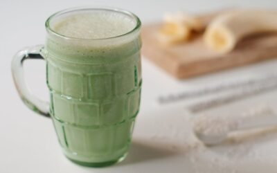 Smoothie de bananacado